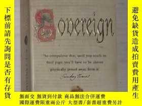 二手書博民逛書店原版罕見Sovereign: A Matthew Shardla