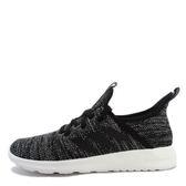 Adidas NEO Cloudfoam Pure [DB0694] 女鞋 運動 休閒 黑灰 愛迪達