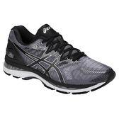 ASICS GEL-Nimbus 20 男鞋 慢跑 彈性 中底 緩衝 耐磨 舒適 透氣 灰 黑【運動世界】T800N-9790