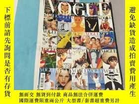 二手書博民逛書店Vogue罕見UK December 2006Y227933