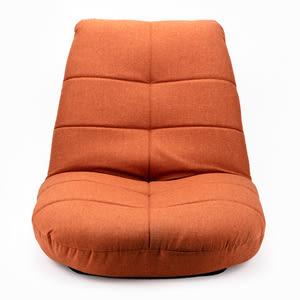 超舒適獨立筒和室椅 橘色