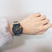 手錶 旋轉手錶男潮流韓版簡約個性酷女學生抖音初中高中生帥氣 伊衫風尚3C數碼店