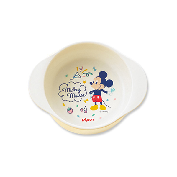 貝親 迪士尼寬口碗(米奇)