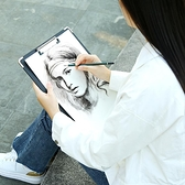 防水畫夾畫板木質速寫板夾素描多功能美術【雲木雜貨】