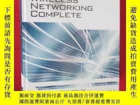 二手書博民逛書店Wireless罕見Networking Complete (1