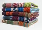 波西米亞針織棉圍巾【西班牙艷陽橘】 N009 韓版 羊絨 混毛料【Vogues唯格思】