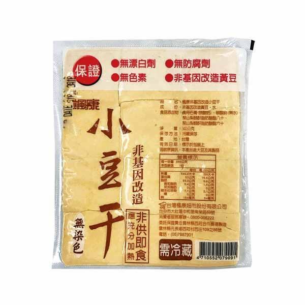 楓康非基因改造小豆干12入/包★不染色
