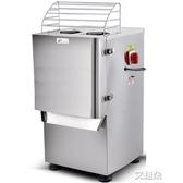 切片器 食堂廚房多功能切菜機電動商用切菜器切絲機家用蘿卜土豆切片神器        艾維朵