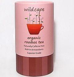 Wild Cape 南非國寶 野角有機南非博士茶紅茶100g(2.5g*40包/罐