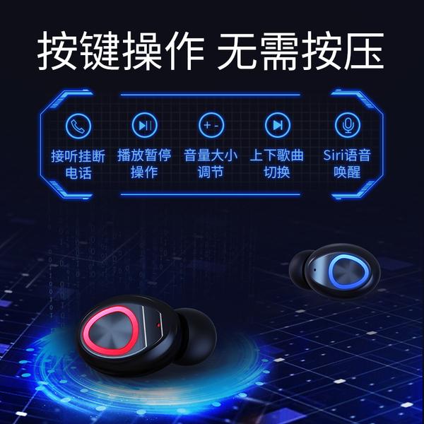 特價499 真無線雙耳藍芽耳機 5.0超長待機 隱形迷你入耳掛耳塞式 通用耳機 便攜手機支架