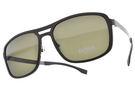 HUGO BOSS 太陽眼鏡 HB0724S KDM (棕) 率性造型飛官款 # 金橘眼鏡