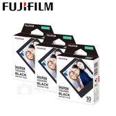 【3盒組】Fujifilm Instax Square Film 空白 黑邊  拍立得底片〔SQ10 SP-3 專用底片〕