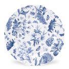 Portmeirion淡雅植物藍餐盤10.75吋一組四入