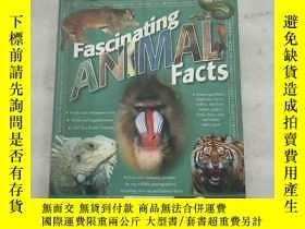 二手書博民逛書店英文原版罕見少兒動物百科 Fascinating Animal