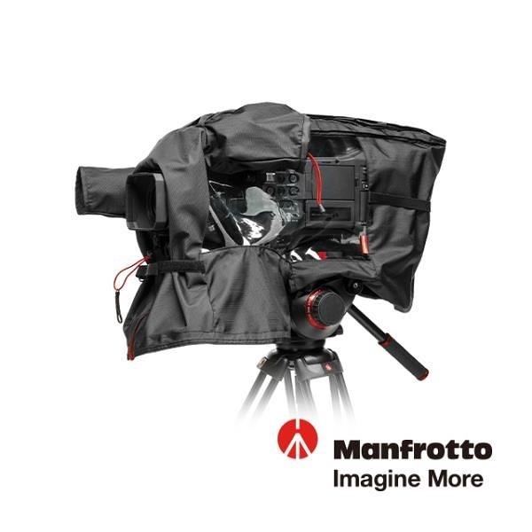 【南紡購物中心】Manfrotto 旗艦級 攝影機雨衣 MBPL-RC-10