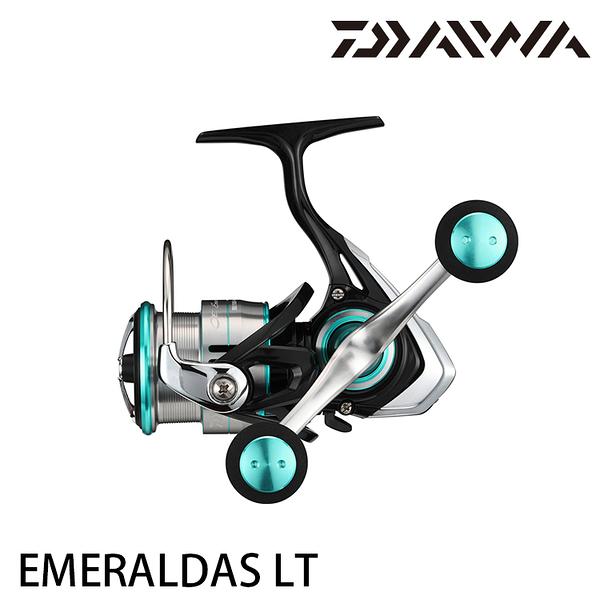 漁拓釣具 DAIWA 19 EMERALDAS LT 3000S-C-DH [紡車捲線器]