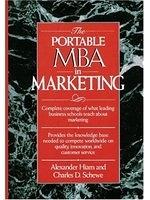 二手書博民逛書店《The portable MBA in marketing》