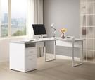 #免運/康迪仕摩登L型書桌/電腦桌/辦公桌/工作桌/兩色可選/DIY組合家具