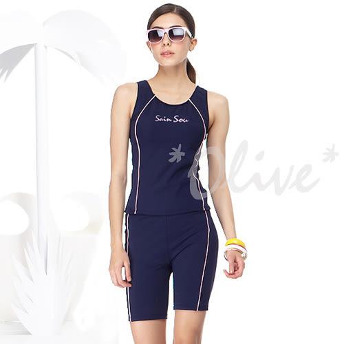☆小薇的店☆MIT聖手品牌簡約素雅風格時尚二件式泳裝特價990元 NO.A92426(M-2L)