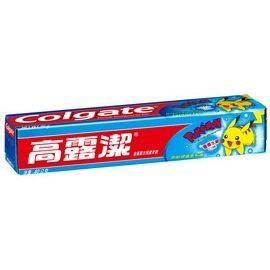 高露潔 兒童牙膏-香香水果口味 40g【躍獅】