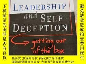 二手書博民逛書店Leadership罕見and Self-deception: