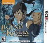 3DS The Legend of Korra A New Era Begins 降世神通:寇拉傳奇 新時代開始(美版代購)