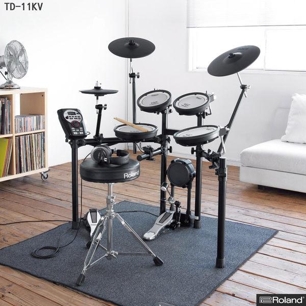 小叮噹的店 - 電子鼓 Roland羅蘭 TD-11KV 爵士鼓