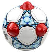 冠合守門員訓練足球4號5號耐磨高彈梅西學生成人C羅足球