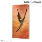 *╮寶琦華Bourdance╭*匈牙利DanzArte進口禮品☆DA芭蕾A6筆記本【DA1611NOA6】