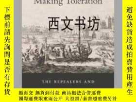 二手書博民逛書店【罕見】 2013年出版 Making Toleration.