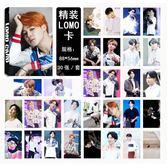 現貨💥盒裝💥朴智旻 BTS防彈少年團 LOMO小卡 照片寫真組(30張)E587-D 【玩之內】 韓國  Jimin-02款