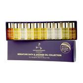 Aromatherapy Associates(AA) 迷你沐浴油禮盒套裝10 x 0.1oz,10 x 3ml ~