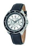 【Maserati 瑪莎拉蒂】/三眼皮帶錶(男錶 女錶)/R8851101007/台灣總代理原廠公司貨兩年保固