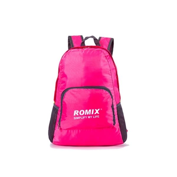 【現貨】PICTET FINO 摺疊雙肩包 便攜式後背包 收納折疊 20L 輕便旅行包 超薄防撥水 尼龍登山包