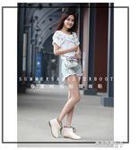 短筒時尚雨鞋女夏季成人雨靴韓國防滑水鞋女套鞋學生膠鞋中筒水靴  凱斯盾數位3C