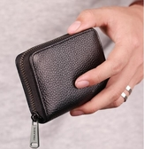 卡包男多卡位證件防消磁防盜刷大容量卡夾女超薄小巧錢包一體卡套 完美居家生活館