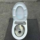 【麗室衛浴】 國產精品 304不銹鋼 白鐵 懸掛式馬桶 A103含隱藏式水箱