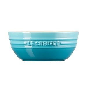 Le Creuset韓式湯碗-加勒比海藍