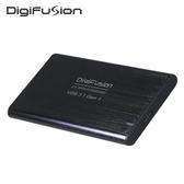 伽利略USB3.1 Gen1 SATA/SSD 2.5 鋁合金硬碟外接盒(HD-335U31S)