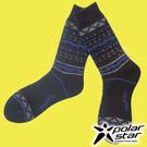 【PolarStar】保暖雪襪『黑』P17614 露營.戶外.登山.保暖襪.彈性襪.紳士襪.休閒襪