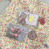 【買一送一】月神少女閃卡包透明少女卡套證件套【古怪舍】