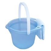 8升水桶 8L 混色