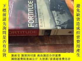 二手書博民逛書店Fortitude罕見The D-Day Deception C