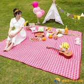 戶外野餐墊用品沙灘帳篷墊子防潮墊郊游便攜野餐布【勇敢者戶外】