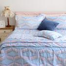R.Q.POLO『天絲系列  伊人風尚』雙人標準-薄床包(含枕套)-5X6.2尺