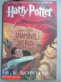 【書寶二手書T1/原文小說_OAO】Harry Potter and the Chamber of Secrets_Rowling, J. K.