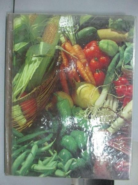 【書寶二手書T4/餐飲_FOJ】Vegetables and Fruits