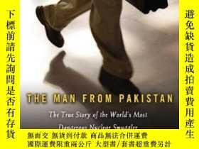 二手書博民逛書店The罕見Man from Pakistan: The True Story of the Worlds Most