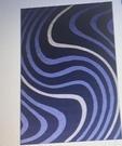 [COSCO代購] W131939 比利時進口超現代地毯 160 X 230公分 - 曲線