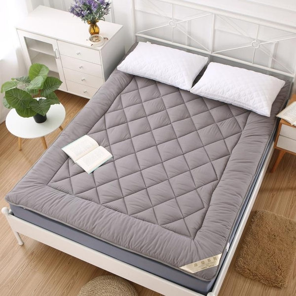 床墊床褥子1.5m1.8m床保暖床墊學生宿舍單人家用榻榻米雙人墊0.9